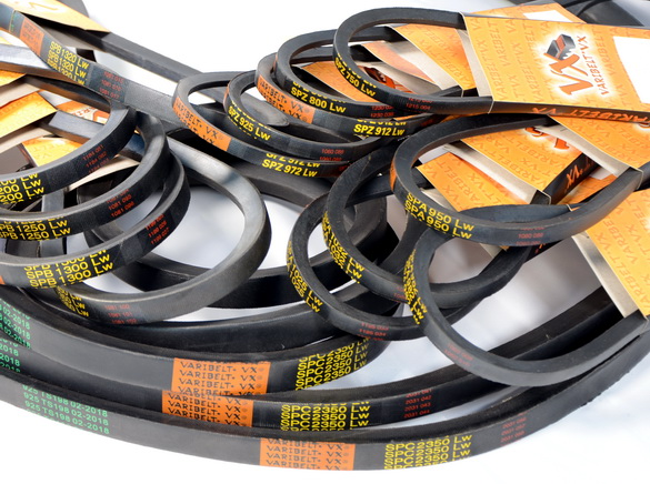 Metric Wrapped V Belts (SPZ,SPA,SPB,SPC)