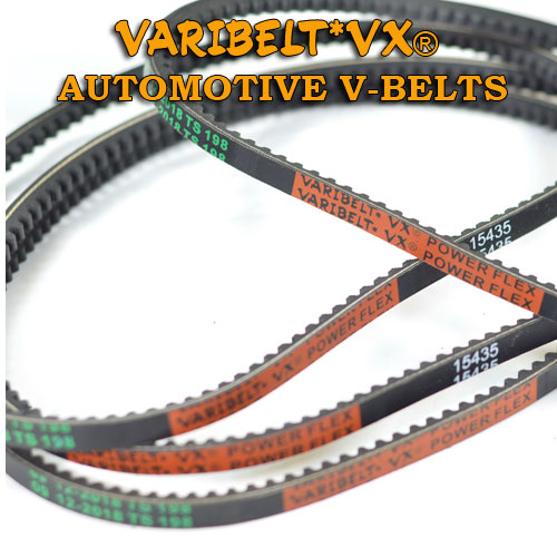 15625 -(15/32'' x 62.5''pitch length) -Automotive V Belt
