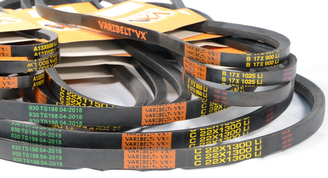 Fractional Horsepower V Belts (3L,4L, 5L)